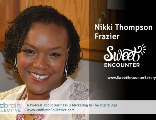 S4:E8 Nikki Thompson Frazier, Sweet Encounter Bakery
